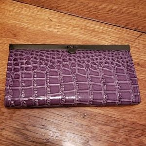 ♥️ Last Call! Going to yard sale! ♥ Purple Clutch
